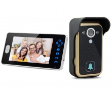 TL-A700A Home Security 2.4GHz Wireless Video Door Phone with 7inch Screen Monitor